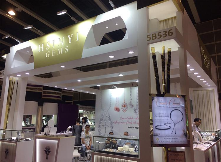 Hong Kong Jewellery and Gems Fair September 2017
