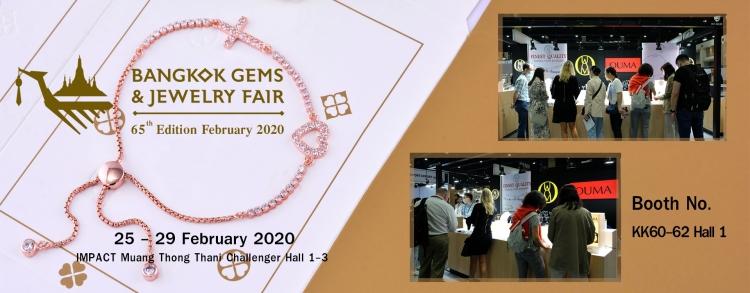 Bangkok Gems & Jewelry Fair 2020